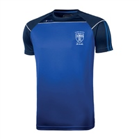 Naomh Conaill Aston T-shirt - Royal/Marine/White