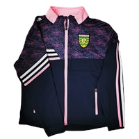 ONeills Donegal Nevis Ladies FZ Jacket - Navy/White/Pink