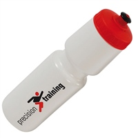 Precision Water Bottle (750ml) - White