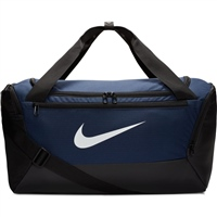 Nike Brasilia Training Holdall - Navy/White