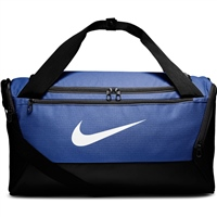 Nike Brasilia Training Holdall - Royal/White
