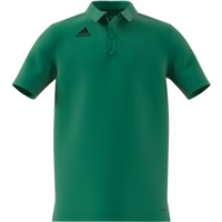 Adidas CORE 18 POLO-YOUTH - Bold Green