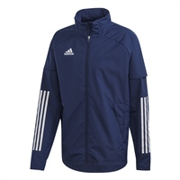 Adidas CONDIVO 20 ALL WEATHER JACKET - Navy/White