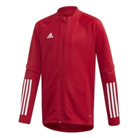 Adidas CONDIVO 20 TRAINING JACKET-YOUTH - Red