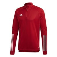 Adidas CONDIVO 20 TRAINING TOP - Red