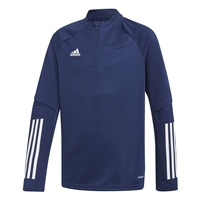 Adidas CONDIVO 20 TRAINING TOP-YOUTH - Navy