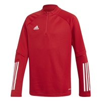 Adidas CONDIVO 20 TRAINING TOP-YOUTH - Red