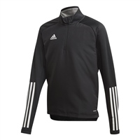 Adidas CONDIVO 20 WARM TOP-YOUTH - Black/White
