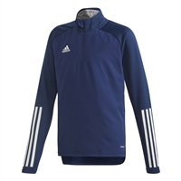 Adidas CONDIVO 20 WARM TOP-YOUTH - Navy/White