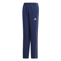 Adidas CORE 18 PRESENTATION PANTS-YOUTH - Dark Blue/White