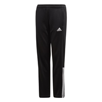 Adidas REGISTA 18 POLY PANTS-YOUTH - Black/White