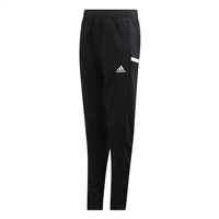 Adidas T19 TRACK PANTS-YOUTH - Black/White