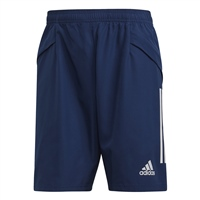 Adidas (Teamwear) CONDIVO 20 DOWNTIME SHORTS - Navy/White