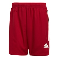 Adidas CONDIVO 20 SHORTS - Red/White