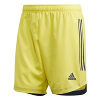 Adidas CONDIVO 20 SHORTS - Shock Yellow/Navy Blue