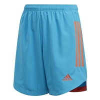 Adidas CONDIVO 20 SHORTS PRIMEBLUE-YOUTH - Blue/Orange
