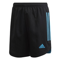 Adidas CONDIVO 20 SHORTS-YOUTH - Black/Bold Aqua