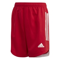 Adidas CONDIVO 20 SHORTS-YOUTH - Red/White