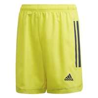 Adidas CONDIVO 20 SHORTS-YOUTH - Shock Yellow/Navy Blue