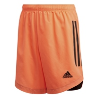 Adidas CONDIVO 20 SHORTS-YOUTH - Signal Coral/Black