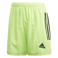 Adidas CONDIVO 20 SHORTS-YOUTH - Signal Green/Black