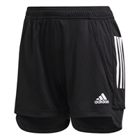 Adidas (Teamwear) CONDIVO 20 TRAINING SHORTS - WOMENS - Black/White