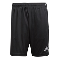Adidas (Teamwear) CORE 18 TRAINING SHORTS - Black/White