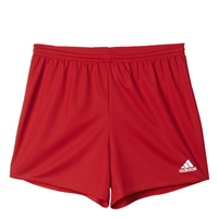 Adidas PARMA 16 SHORTS - WOMENS - Red/White