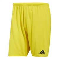 Adidas PARMA 16 SHORTS W/BRIEF - Yellow/Black