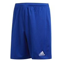 Adidas PARMA 16 SHORTS-YOUTH - Bold Blue/White