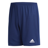 Adidas PARMA 16 SHORTS-YOUTH - Dark Blue/White