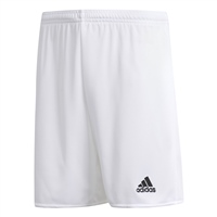 Adidas PARMA 16 SHORTS-YOUTH - White/Black