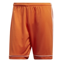 Adidas SQUADRA 17 SHORTS - Orange/White