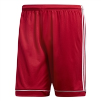 Adidas SQUADRA 17 SHORTS - Red/White
