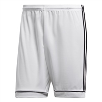 Adidas SQUADRA 17 SHORTS - White/Black