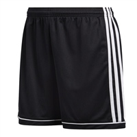 Adidas SQUADRA 17 SHORTS - WOMENS - Black/White