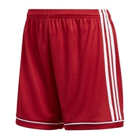 Adidas SQUADRA 17 SHORTS - WOMENS - Red/White