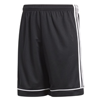 Adidas SQUADRA 17 SHORTS-YOUTH - Black/White