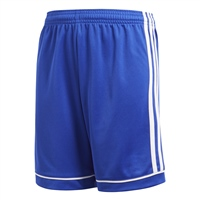 Adidas SQUADRA 17 SHORTS-YOUTH - Bold Blue/White