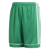 Adidas SQUADRA 17 SHORTS-YOUTH - Bold Green/White
