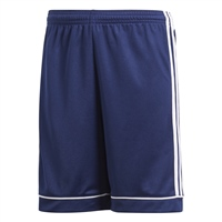 Adidas SQUADRA 17 SHORTS-YOUTH - Dark Blue/White
