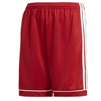 Adidas SQUADRA 17 SHORTS-YOUTH - Red/White