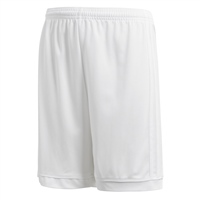 Adidas SQUADRA 17 SHORTS-YOUTH - White/White
