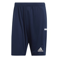 Adidas (Teamwear) T19 KNIT SHORTS - Navy/White