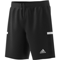 Adidas (Teamwear) T19 KNIT SHORTS-YOUTH - Black/White