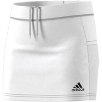 Adidas (Teamwear) T19 SKORT - GIRLS - White