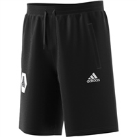 Adidas (Teamwear) TANGO SWEAT LOGO SHORTS - Black