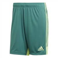 Adidas TASTIGO 19 SHORTS - Active Green/Hi-Res Yellow