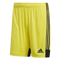 Adidas TASTIGO 19 SHORTS - Bright Yellow/Black