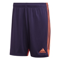 Adidas TASTIGO 19 SHORTS - Purple/Orange